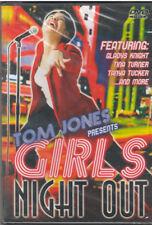 TOM JONES PRESENTS GIRLS NIGHT OUT (DVD, 2003) NEW