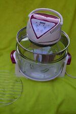 Cookworks halogen cooker