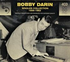 BOBBY DARIN - SINGLES COLLECTION 1956 - 1962 (NEW SEALED 4CD)