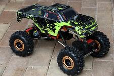 Custom Body Muddy Green for Redcat Racing Rockslide / Everest 1/10