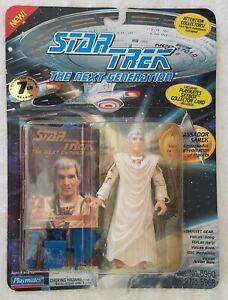 STAR TREK THE NEXT GENERATION AMBASSADOR SAREK VULCAN AMBASSADOR TO FEDERATION