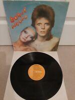 "David Bowie – Pinups Vinyl 12"" LP Rare Spainish Press RCA APL 0291"