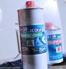 PROCHIMA E-30 RESINA EPOSSIDICA TRASPARENTE EFFETTO ACQUA A + B 1,6 kg