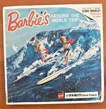 Barbies Around the World Trip View Master Stereo Pictures 1965 ( B 500 )