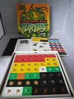 TEENAGE MUTANT NINJA TURTLES BOARD GAME - MB GAMES HASBRO 2003 NEW