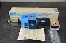Festo LFR-1/2-S-7-B Filter Regulator