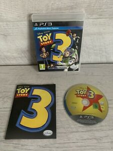 Disney Pixar Toy Story 3 PS3 PlayStation 3 Excellent Condition Free Uk Post
