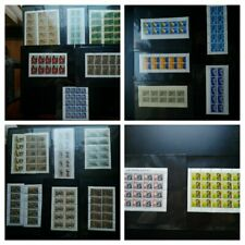 """VERY RARE 1955-80 JAPAN """"COLLECTION OF 22 MNH SHEETS"""" CAT VALUE USD 450.00 VERY"""