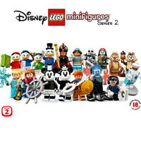 LEGO DISNEY Minifigures Series 2  🎃 Choose your Minifigure! 71024 NEW 🏰 2019