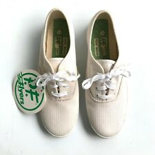 PF Flyers  Center Low  White Mens Womens Shoes Sneakers Size 71/2