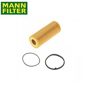 1PCS Mann Oil Filter Fit Audi A4, A4 Quattro, Q5, Q7, S5/ Porsche Cayenne...