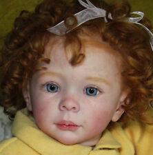 "HEDI@Reborn Baby Toddler Doll Kit Doll Kit By Karola Wegerich @24""@ Body Include"