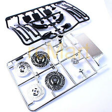 Tamiya Touring Drift Car Body Accessory Set 1:10 RC TB03D TT-01D #54139