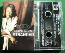Lutricia McNeal Stranded 4 Track Cassette Tape Single - TESTED