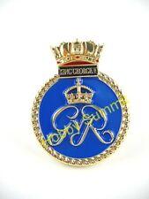 HMS KING GEORGE V  Badge  Royal Navy Battleship 1/200 1/350 1/700 Model Display