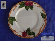 """As- Is"" Franciscan Apple LUNCHEON PLATE 9-1/2"" have more items to set USA"