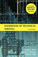 Handbook of Technical Writing by Alred, Gerald J Book The Fast Free Shipping