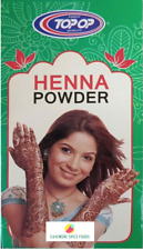 HENNA POWDER - NATURAL - TOP-OP -  PACK OF 2 x 100g