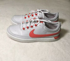 Nike Girl's Vt 652731-001 and gray w/ Red Swoosh Golf Shoe Size 4 Junior