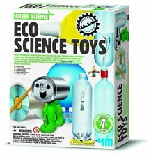 Eco Science Toys Kit Set Green Science