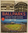 BALLPARKS: A Journey Through the Fields of the Past ... by Eric Enders (2018, HC