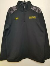 Under Armour Maryland Terrapins Football University of Maryland 1/4 Zip Pullover
