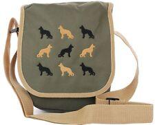 german shepherd dog cross body bag GSD grooming agility shoulder bags for women