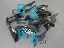 Black Injection Fairings Bodywork Kit Kawasaki Ninja 250R EX250 08-12 005 A5