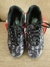 NIKE 'Air Max Plus TN 1 Tuned' DARK GREY/Black Camouflage MENS UK 9
