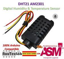 DHT21 AM2301 Digital-output Relative Humidity & Temperature Sensor Module