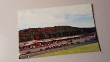 Vintage Postcard - Londonderry Shopping Center - Londonderry, Vermont