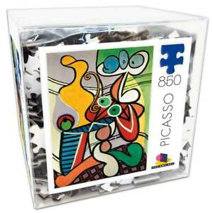 Picasso Jigsaw Puzzle and Poster 850 Pieces by Ceaco & Brainwright
