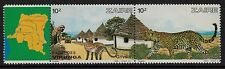 Zaire 1980 Sc 1084A Mnh Animals
