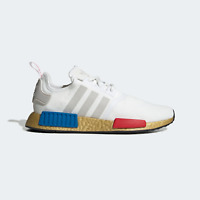 adidas Originals NMD R1 Trainers White / Gold Shoes