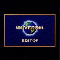 UNIVERSAL THE BEST #1 U2 TEXAS DIRE STRAITS BEE GEES ABBA  CD SPAIN VERY RARE