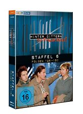"HINTER GITTERN  ""STAFFEL 6"" 6 DVD BOX NEUWARE"