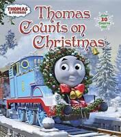Thomas Counts on Christmas (Thomas & Friends (Board Books)) by Random House, NEW