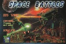 Orion Figures 1/72 SPACE BATTLES SET #1