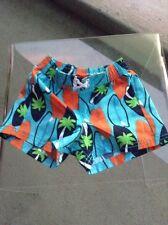 Carter's Hawaiian swim trunks for boys size 3-6 months