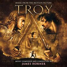 Troy 2 cd set sealed intrada oop Horner