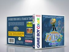 The Legend of Zelda Oracle of Ages - GameBoyColor - Cover/Case - NO Game - FR/US