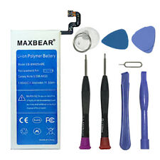 Maxbear 3000mAh Polymer Spare Battery for Samsung Galaxy Note 5 Eb-Bn920Abe+Tool