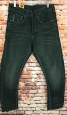 G-STAR RAW Type C 3D Loose Tapered Pine Green Mens Size UK W30 L32 *REF71-25