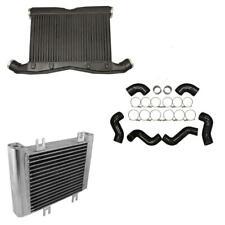 Intercooler upgrade kit for R35 Nissan GT-R + Billet Aluminum Oil Cooler