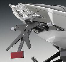 RIZOMA PLACA REGULABLE SUBCAUDAL CARBONO BMW S 1000 R COLA PONER EN ORDEN