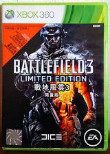 Xbox 360 Game - Battlefield 3