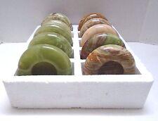 Onyx Marble Highly Polished Ashtray - Color Varies -  (USA SELLER)
