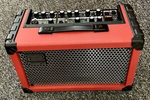 Roland Cube Street Acoustic Amp - great condition & includes waterproof cover