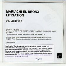(EQ220) Mariachi El Bronx, Litigation - 2009 DJCD