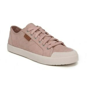 Dr. Scholl's Women's Glow For It Blush Pink Lace Up Sneaker Shoes Size 9 M NEW
